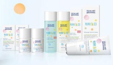 MAMA & ICH – Wohlfühlpflege mit unterstützender Allergieprävention für Schwangerschaft, Mama, Baby und Kind. Mit erfahrenen Hebammen entwickelt.